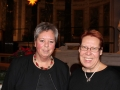 Bettina Hinkeldey (links) und Christiane Helbig (rechts), Alt